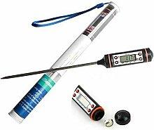 Digital Meat Thermometer, Digital Multi-Functional