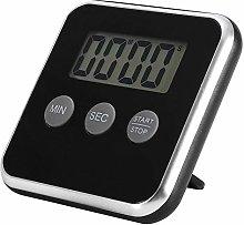 Digital Mini Timer Loud Alarm Clock Self Standing