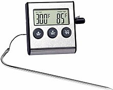 Digital Oven Thermometer Kitchen Food Cooking Meat