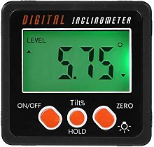 Digital Protractor Inclinometer Angle Finder Bevel