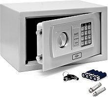 Digital Safe 13 L Security Cash Box Small Steel