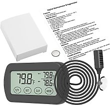 Digital Thermometer, 0 ~ 50 Degrees Celsius