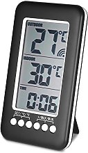Digital Thermometer Electronic Hygrometer LCD