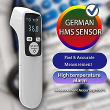 Digital Thermometer for Fever Forehead, Infrared