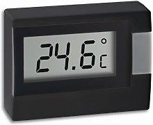 Digital Thermometer Symple Stuff Colour: Black