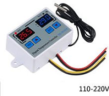 Digital Thermostat C/F Temperature Controller