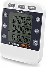 Digital Timer CEEBON 100 Hour Triple Count Down/Up