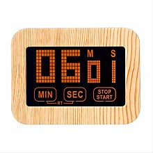 Digital Timer,LCD Touch Screen Magnetic Kitchen