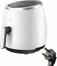 Digital Touch Air Fryer, 6.4L Power Air Fryer with