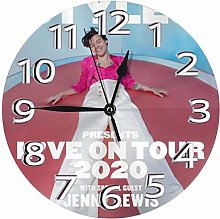 Digital Wall Clock for Living Room Decor Ha-rry