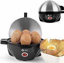 Dihl - Egg Cooker Boiler Steamer 7 Eggs Electric