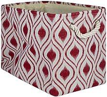 DII CAMZ10031 Collapsible Polyester Storage Basket