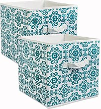 DII CAMZ38458 Foldable Fabric Storage Containers