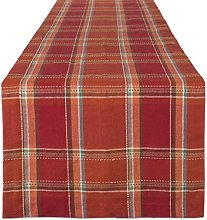 DII Cotton Table Runner, Perfect for Fall,