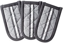 DII Everyday Kitchen Basic, Set of 3-Mineral Gray