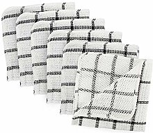 DII Scrubber Collection Dishcloth Set, 12x12,