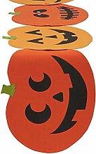 DII Spooky Jack O' Lantern Halloween Table