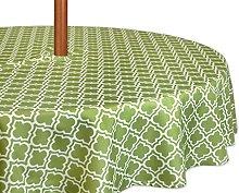 DII Spring & Summer Outdoor Tablecloth, Spill
