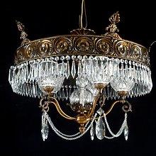 Dildy 5-Light Crystal Chandelier Astoria Grand