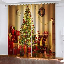 DILITECK Childrens Blackout Curtains Socks 110.2 X