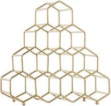 Diller 10-Jar Free-Standing Spice Rack Fairmont
