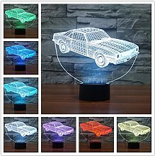 Dimmable Art Crystal led Desk Table lamp Kids