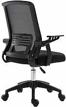 DINGZXC Bar Stools Office Chair Mesh Office Desk