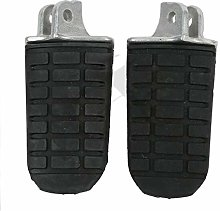 DINHOKU- New One Pair Front Footrests Peg for