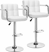 Dining Chair, bar Stool/Cabinet Stool 2 Pieces,