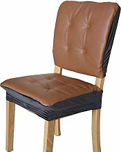 Dining Chair Cushion,Rounded Corners Office Desk