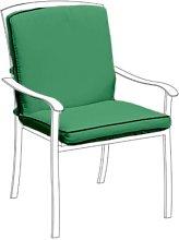 Dining Chair Cushion Sol 72 Outdoor Colour: Green