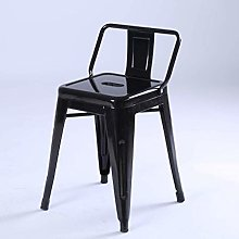 Dining Chair Kitchen Bar Chair Breakfast Iron Art