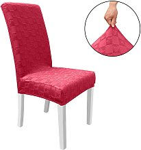 Dining Chair Slipcover, High Stretch Removable