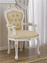 Dining chair with armrests Allison Decape Baroque