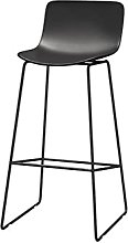 Dining Chair Wrought Iron Bar Stool European-style