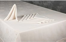 Dining Linen Set Symple Stuff Colour: Stone