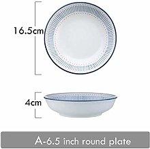 Dinner Sets Breakfast Tableware Dessert Plate Egg