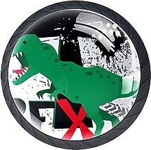 Dinosaur Animal Knobs for Dresser Drawers