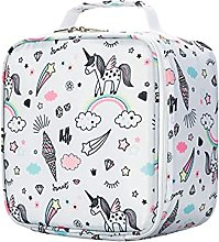 Dinosaur lunch box bag, student printed lunch bag,