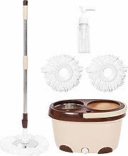 Dioche Mop and Bucket Cleaning Kit, 360° Rotating