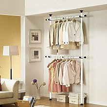 Direct Online Houseware Telescopic Wardrobe