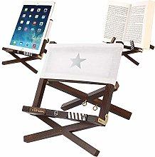 Director's BookChair Book iPad Tablet eReader