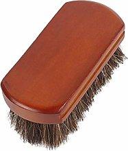 Dirgee Shoe Shine Applicator Brush Leather Shoe