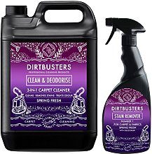 Dirtbusters Clean and deodorise Concentrate 1 X 5