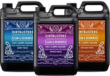 Dirtbusters Clean and deodorise orange berry and