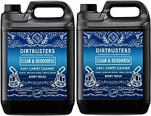 Dirtbusters Clean & deodorise berry fresh 3 in 1
