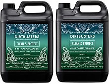 Dirtbusters Clean & Protect 4 in 1 Concentrate 2 X
