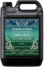 Dirtbusters Clean & Protect 4 in 1 Concentrate 5