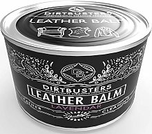 Dirtbusters lavender oil leather balm cleaner and