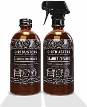 Dirtbusters leather cleaner and conditioner with